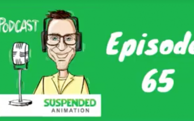 The Suspended Animation Podcast: Episode 65 with Trish Marks