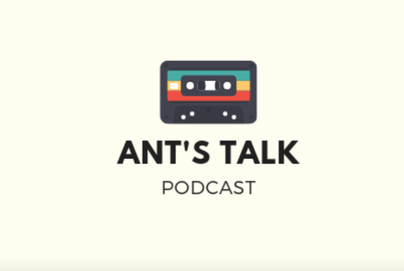 Ant's Talk Podcast with Trish Marks