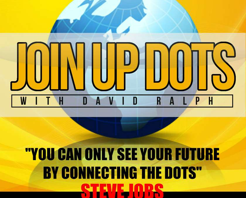 Join Up Dots: Building A Business Around Self Sabotaging